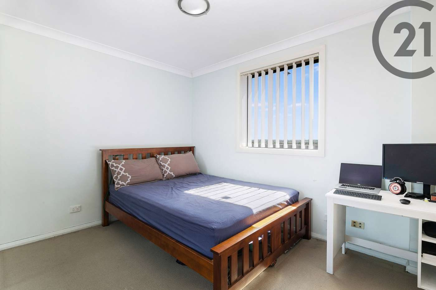 Fifth view of Homely apartment listing, 27/24 Campbell Street, Parramatta NSW 2150