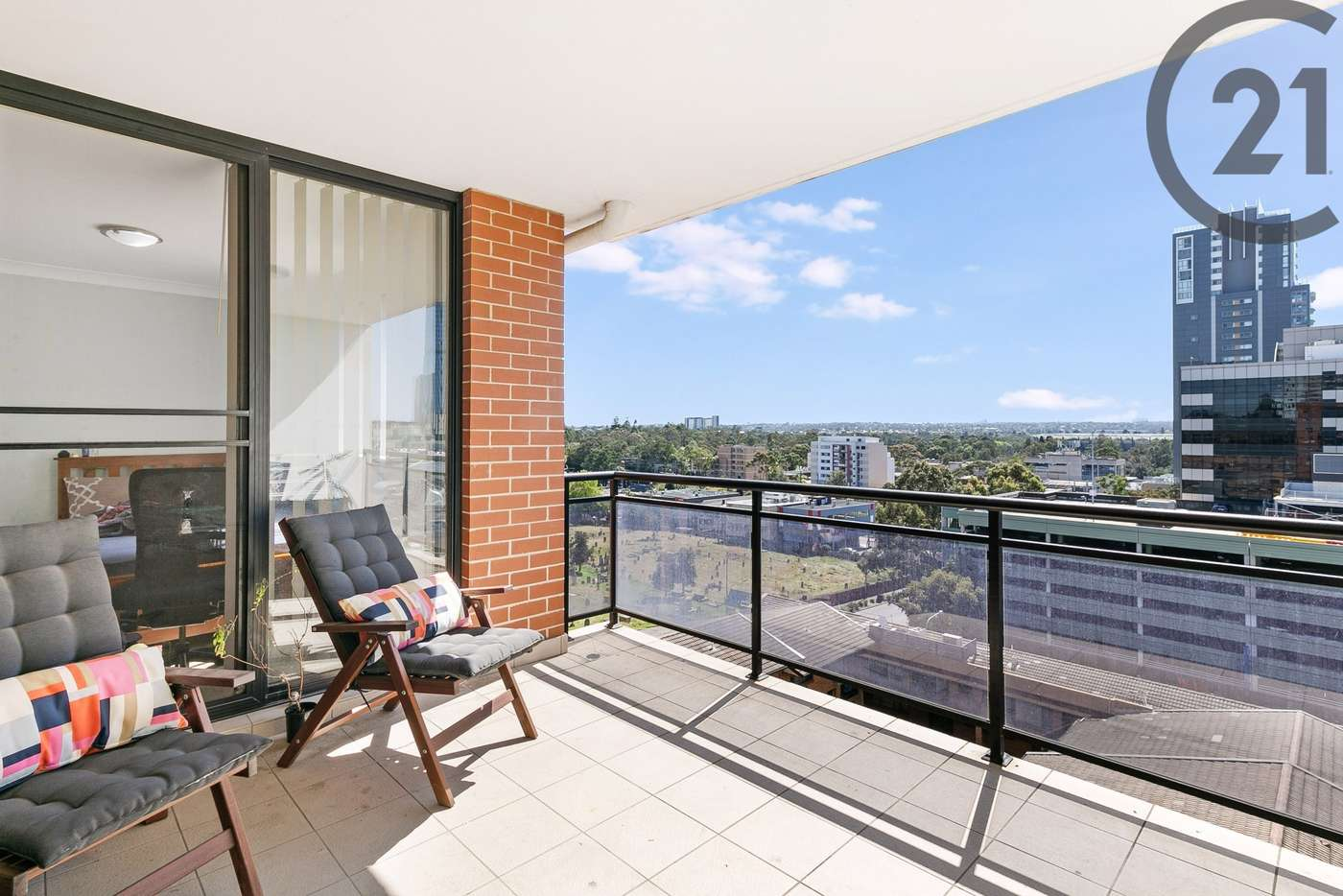Sixth view of Homely apartment listing, 27/24 Campbell Street, Parramatta NSW 2150