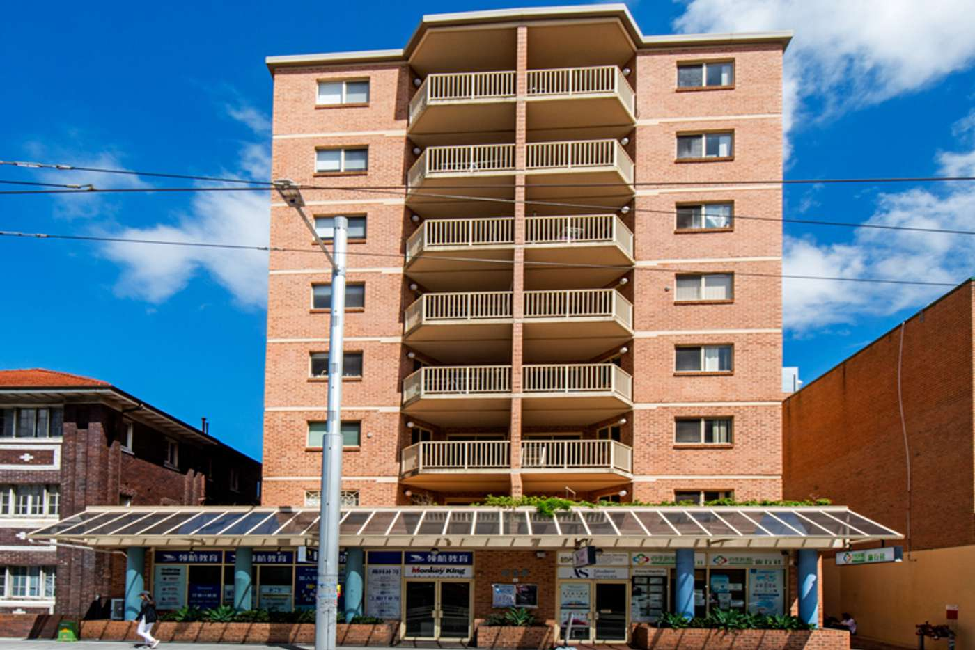Main view of Homely apartment listing, 235 Anzac Parade, Kensington NSW 2033