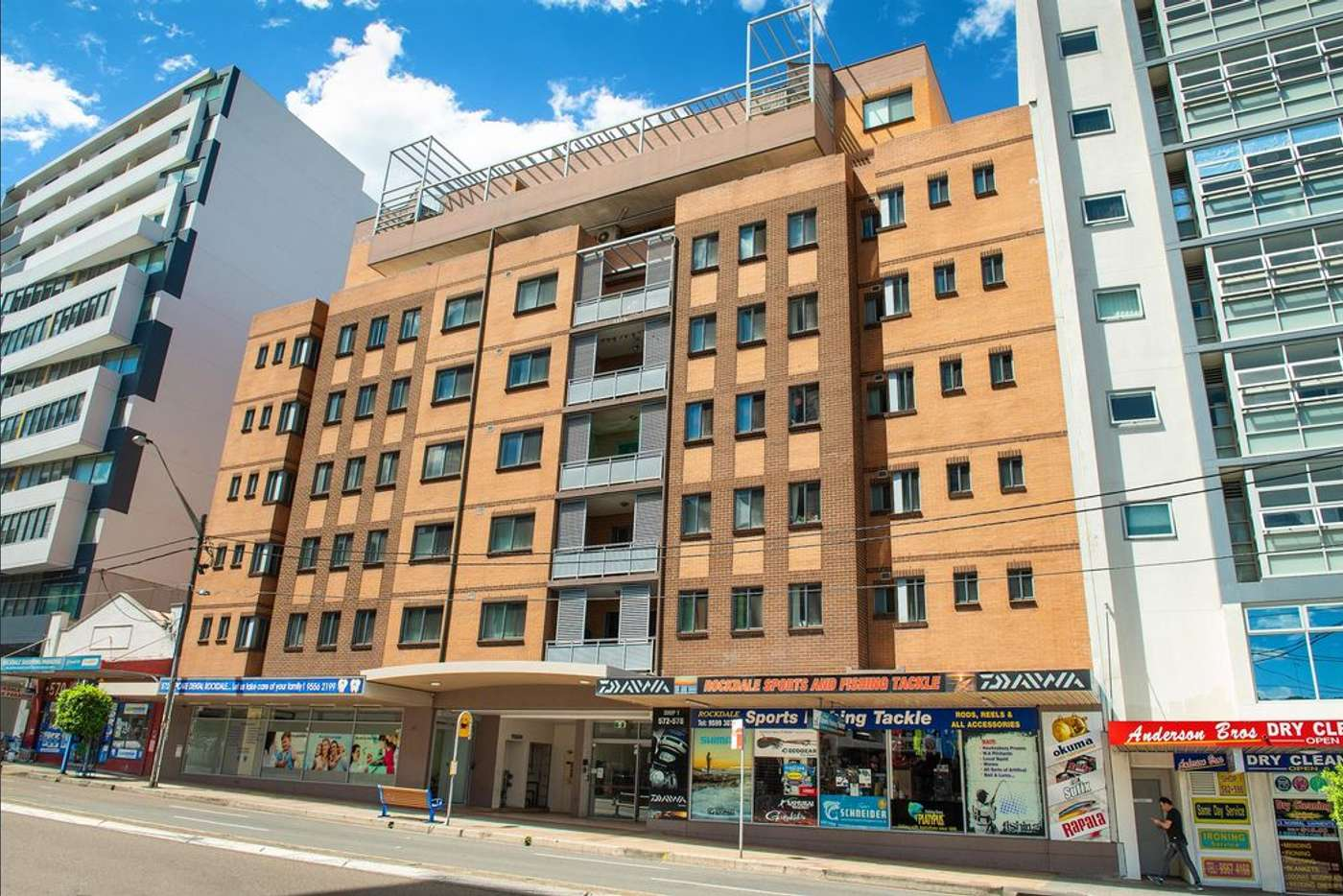 Main view of Homely apartment listing, B603/572 Princes hwy, Rockdale NSW 2216