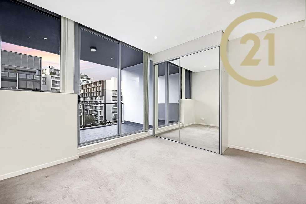 Fifth view of Homely apartment listing, 612/1 Lamond Lane, Zetland NSW 2017