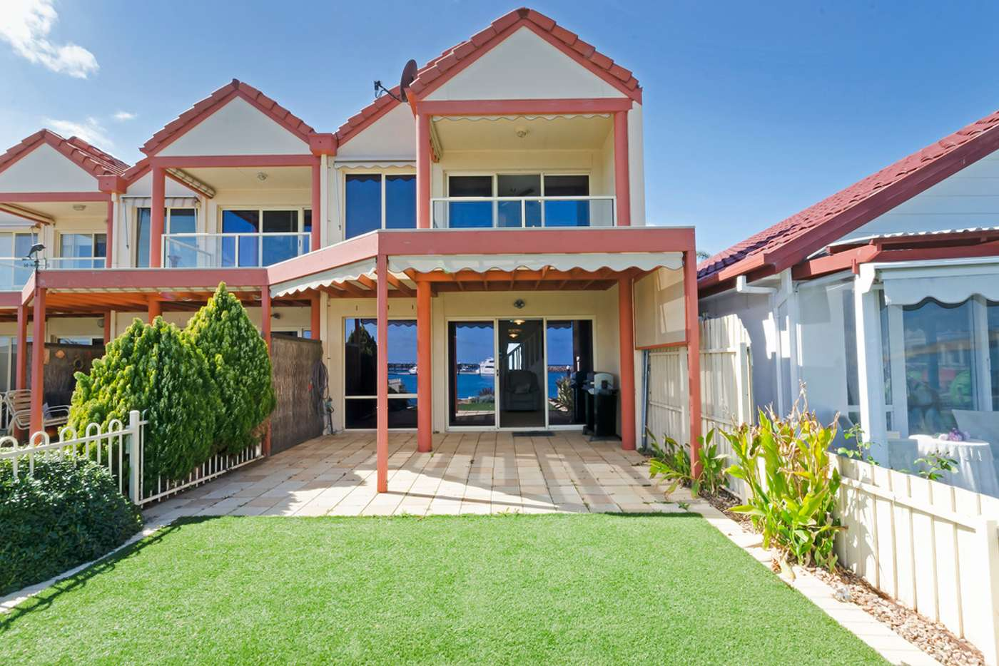 Main view of Homely house listing, 1/2 Cooroyba Court, North Haven SA 5018