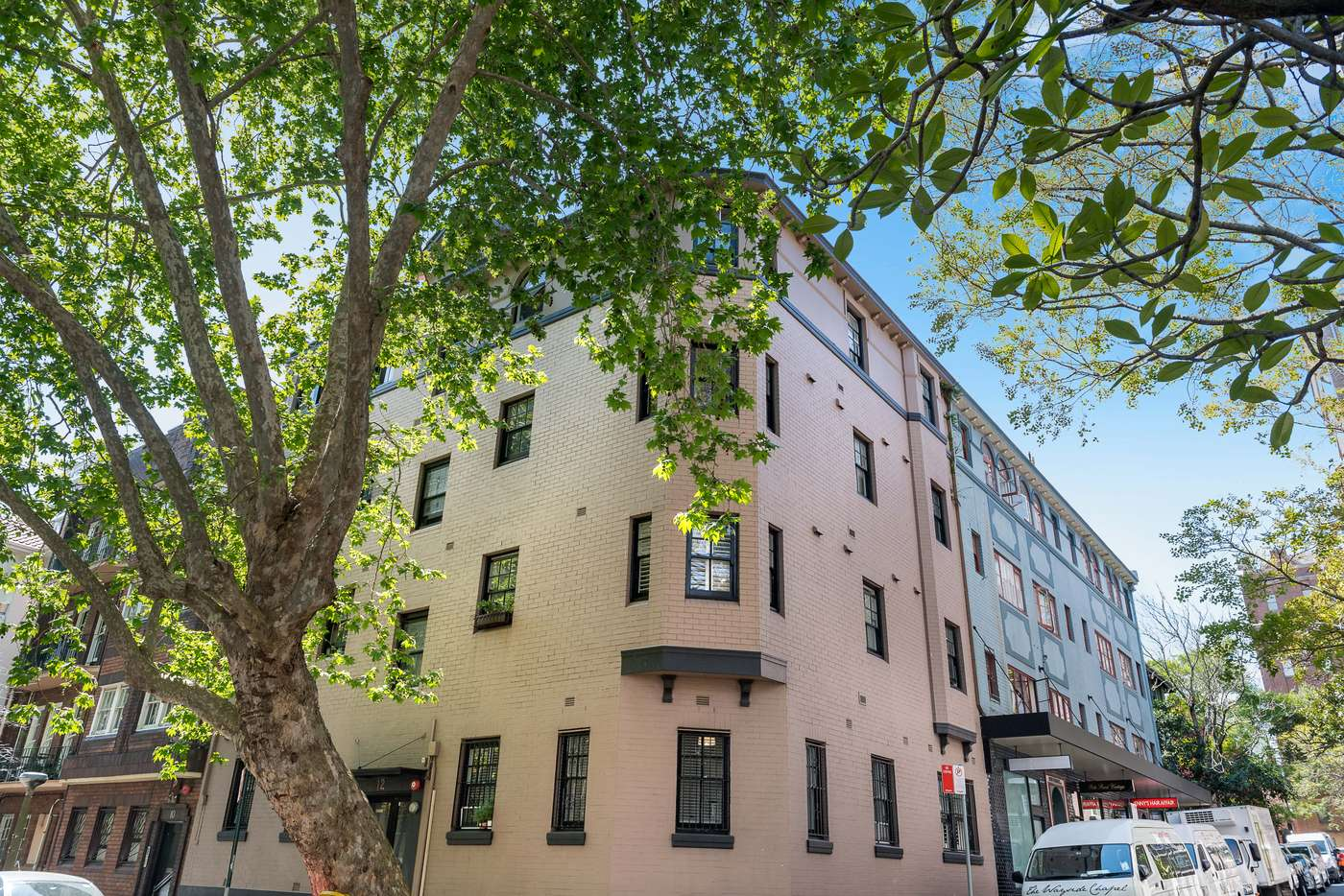 Main view of Homely apartment listing, 6/12 Tusculum Street, Potts Point NSW 2011