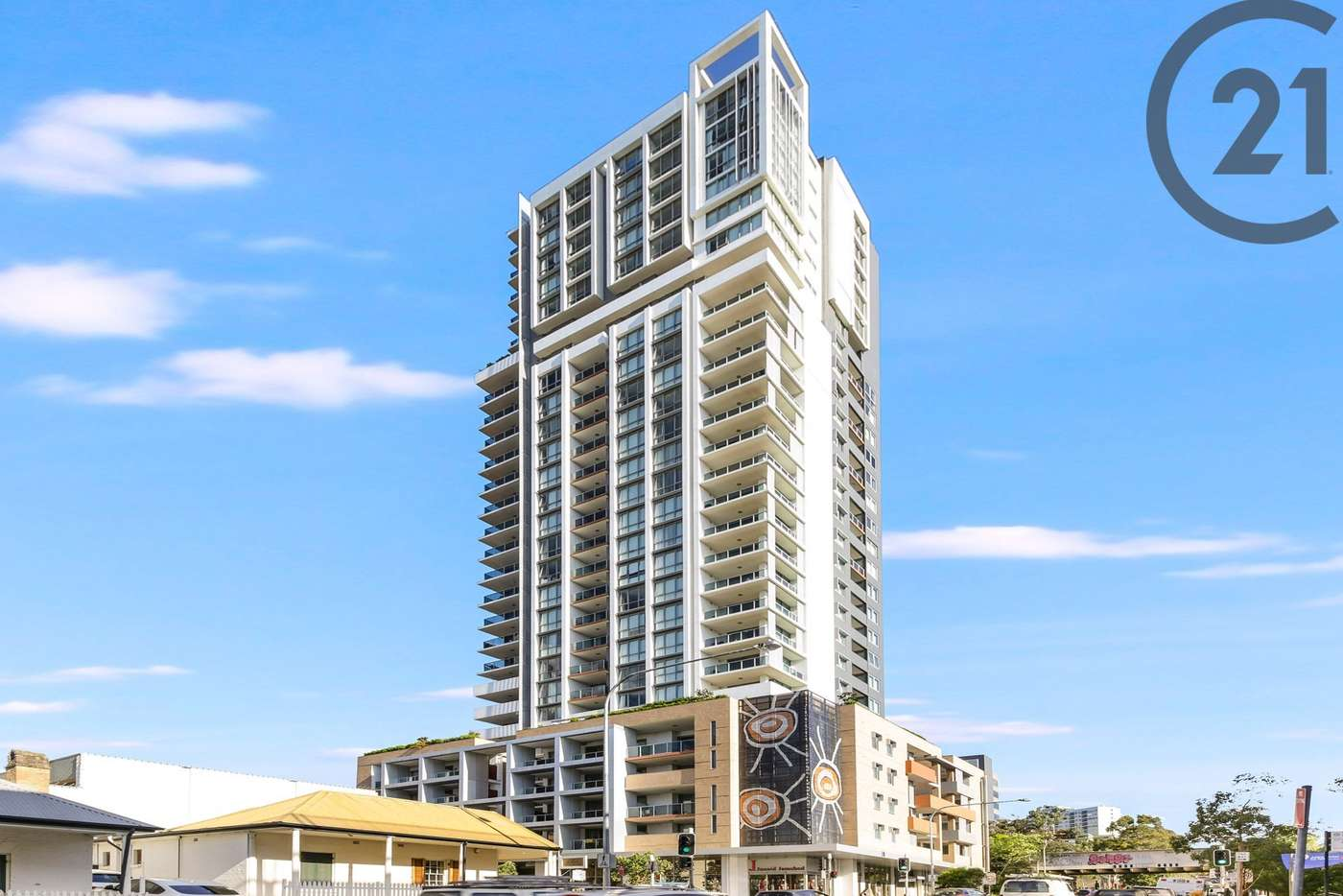 Main view of Homely apartment listing, 405/29 Hunter Street, Parramatta NSW 2150