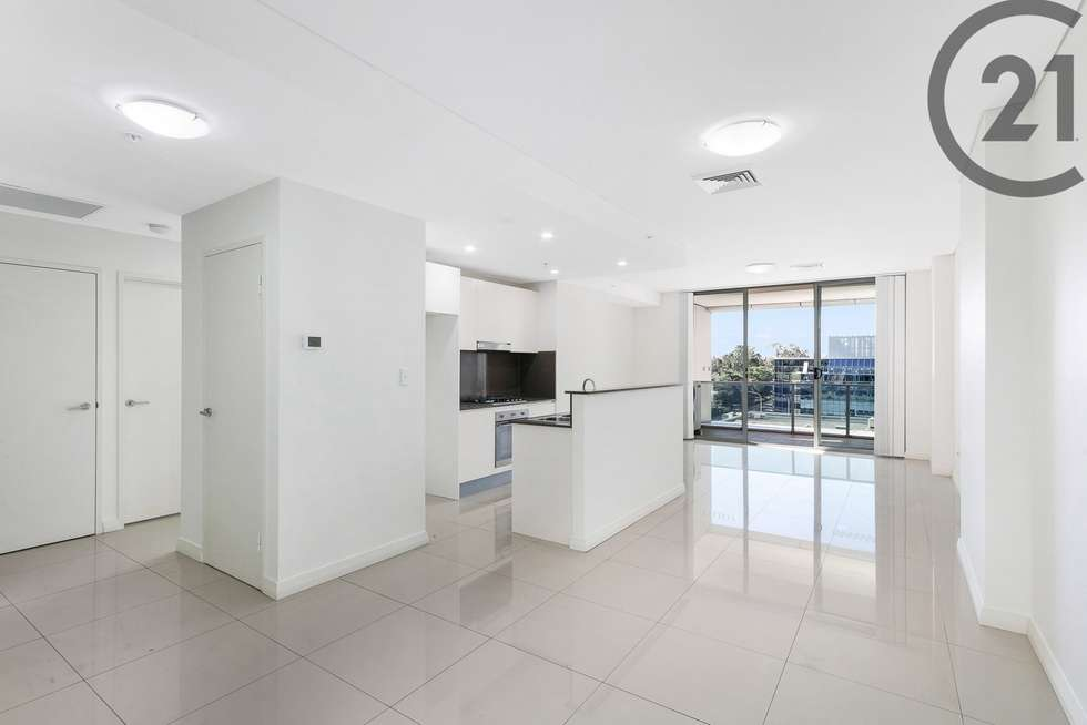 Second view of Homely apartment listing, 405/29 Hunter Street, Parramatta NSW 2150
