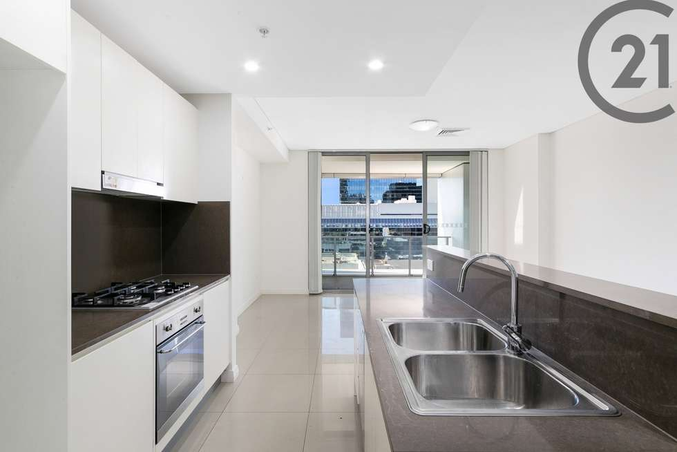 Third view of Homely apartment listing, 405/29 Hunter Street, Parramatta NSW 2150