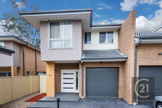11/17 Mimosa Avenue, Toongabbie NSW 2146