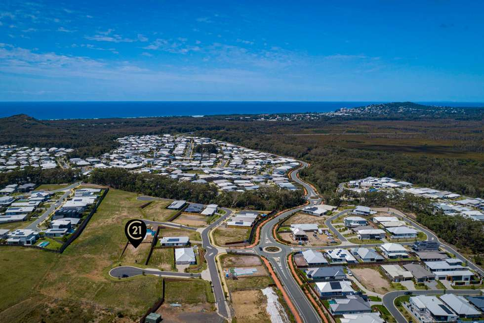 Third view of Homely residentialLand listing, 6 Monarch Court, Peregian Springs QLD 4573