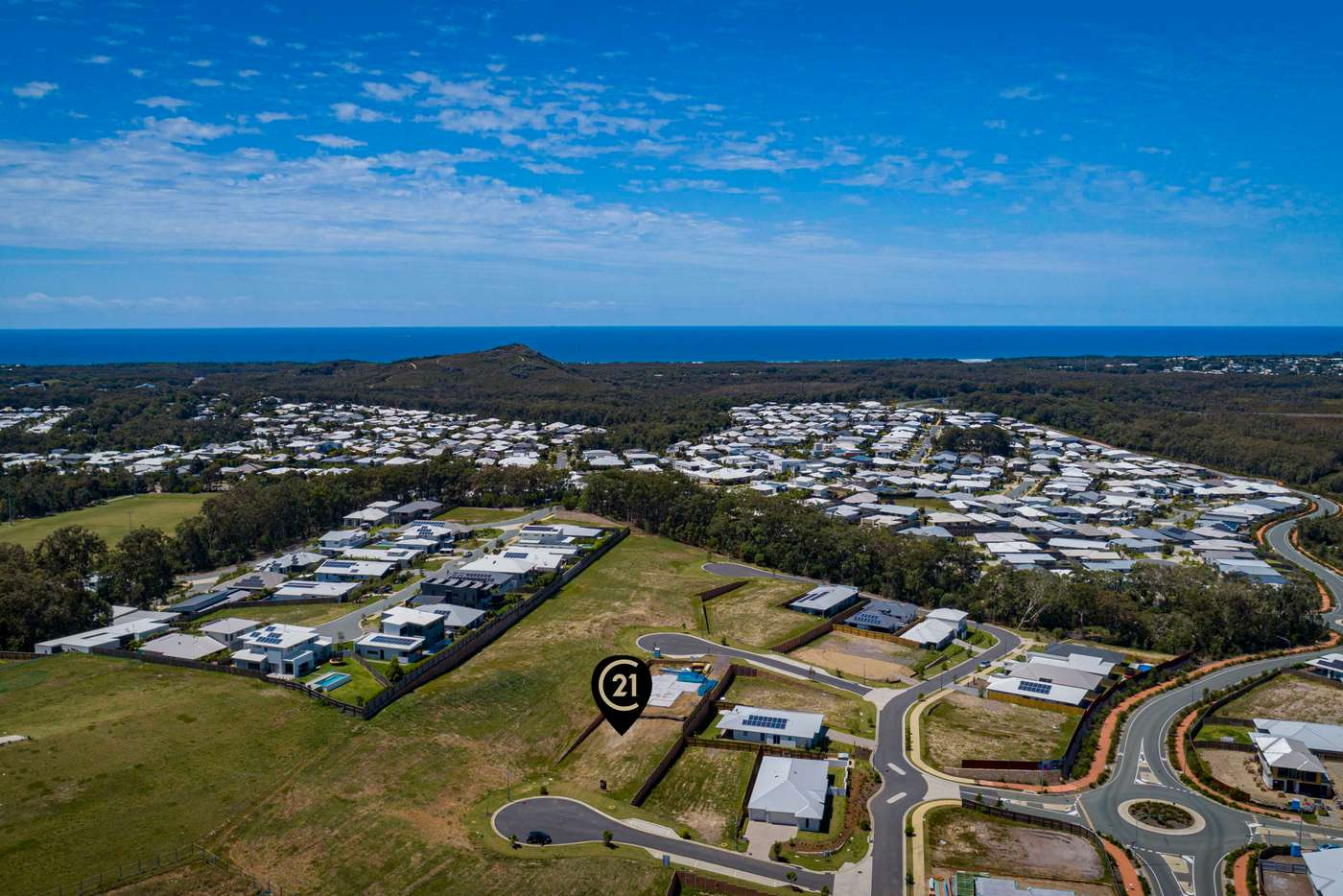 Fifth view of Homely residentialLand listing, 6 Monarch Court, Peregian Springs QLD 4573