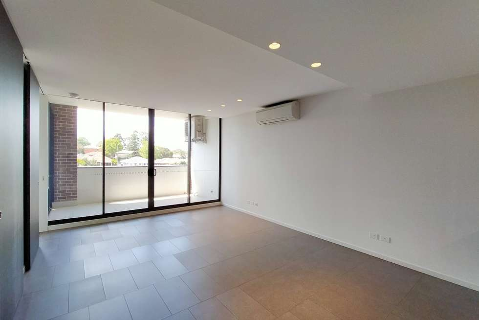 Second view of Homely apartment listing, 602B/3 Broughton St, Parramatta NSW 2150