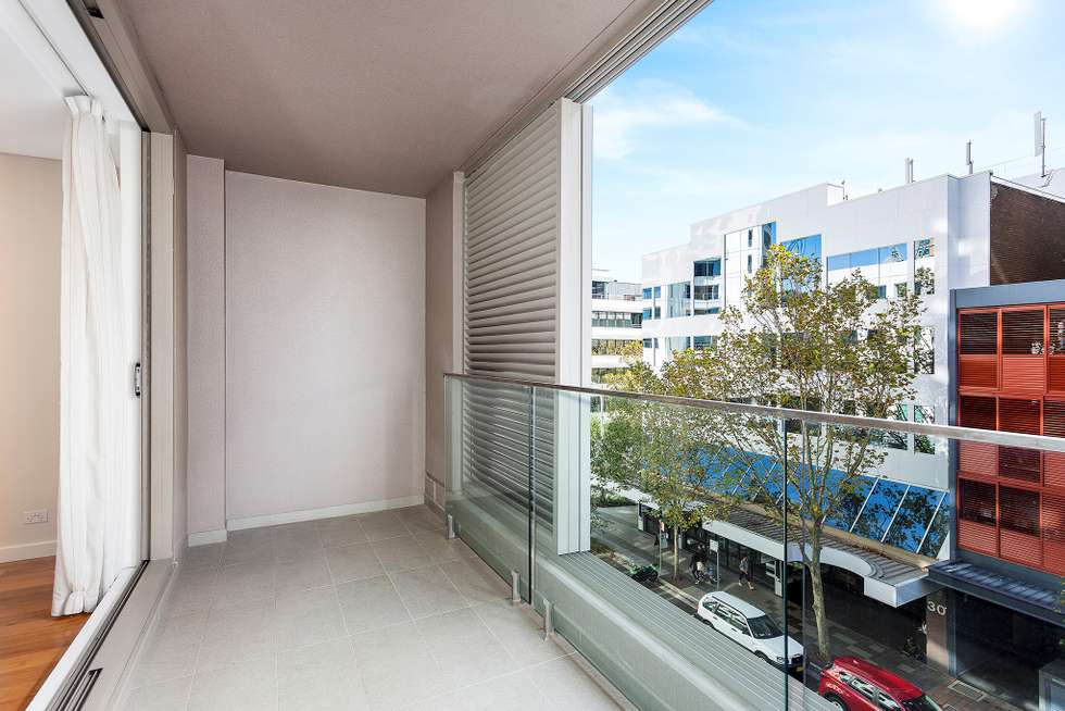 Second view of Homely apartment listing, 302/5 Atchison St, St Leonards NSW 2065