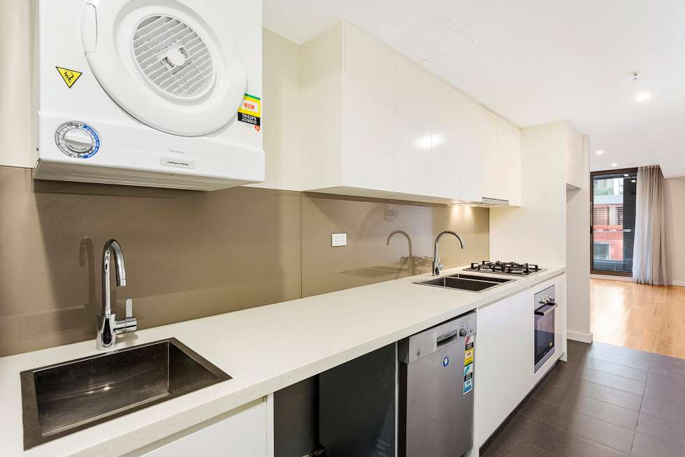 Third view of Homely apartment listing, 302/5 Atchison St, St Leonards NSW 2065