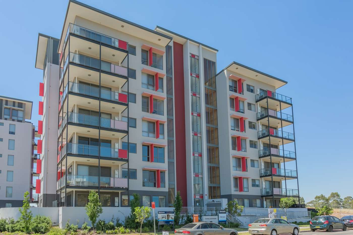 Main view of Homely apartment listing, 23/110 Kellicar Road, Campbelltown NSW 2560