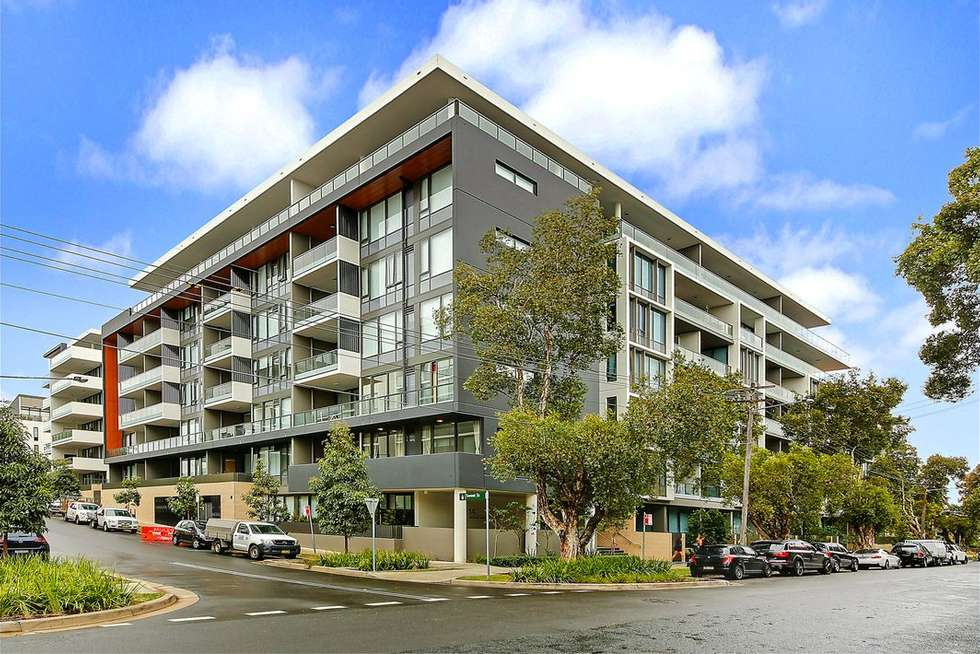 Fifth view of Homely apartment listing, 14H Mentmore Ave, Rosebery NSW 2018