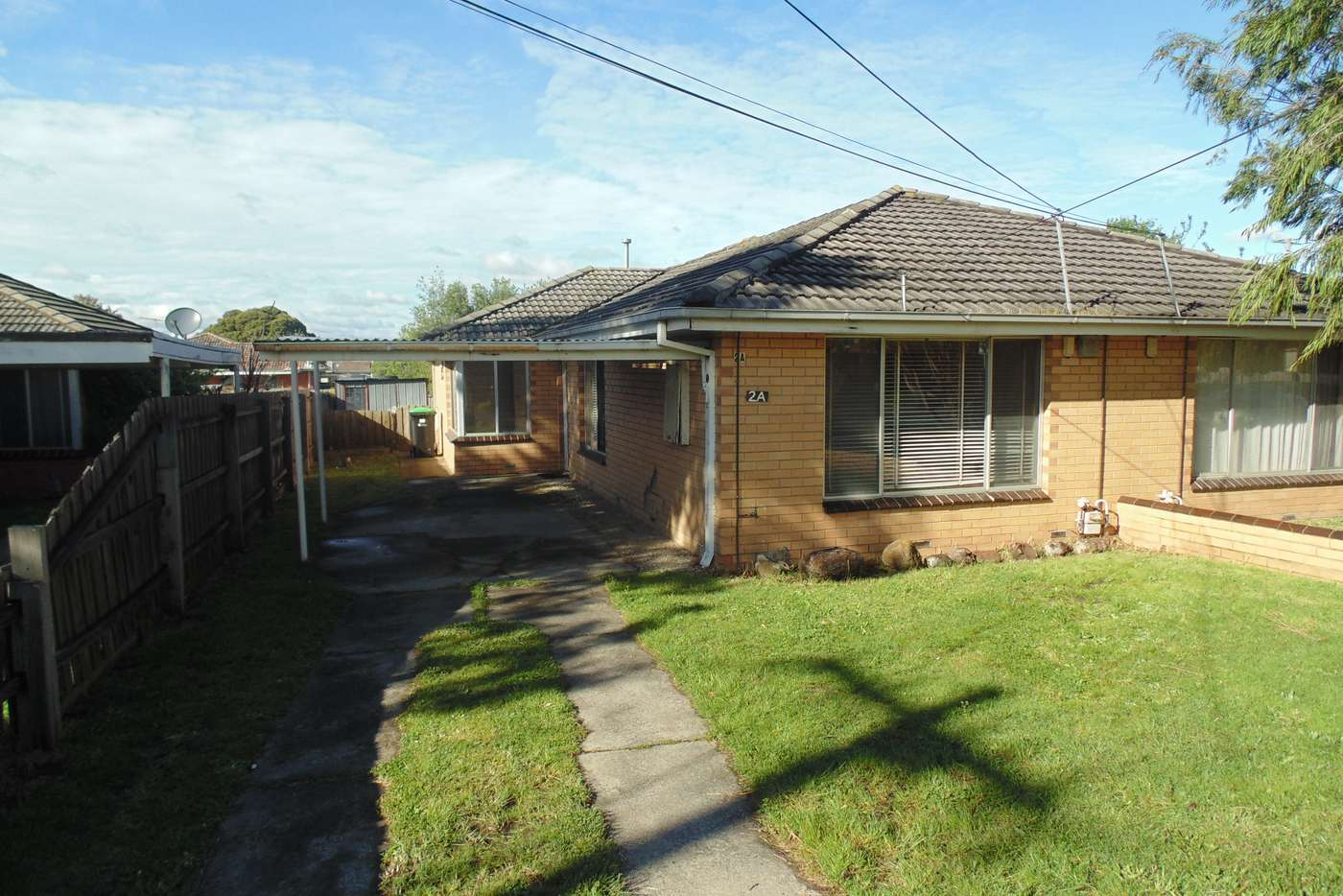 Main view of Homely unit listing, 2A Third Avenue, Dandenong North VIC 3175