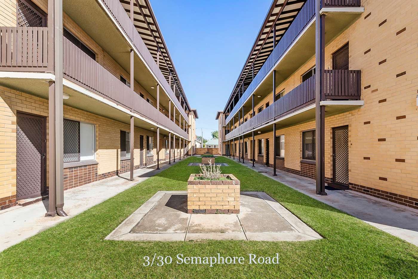 Main view of Homely unit listing, 3/30 Semaphore Road, Semaphore SA 5019