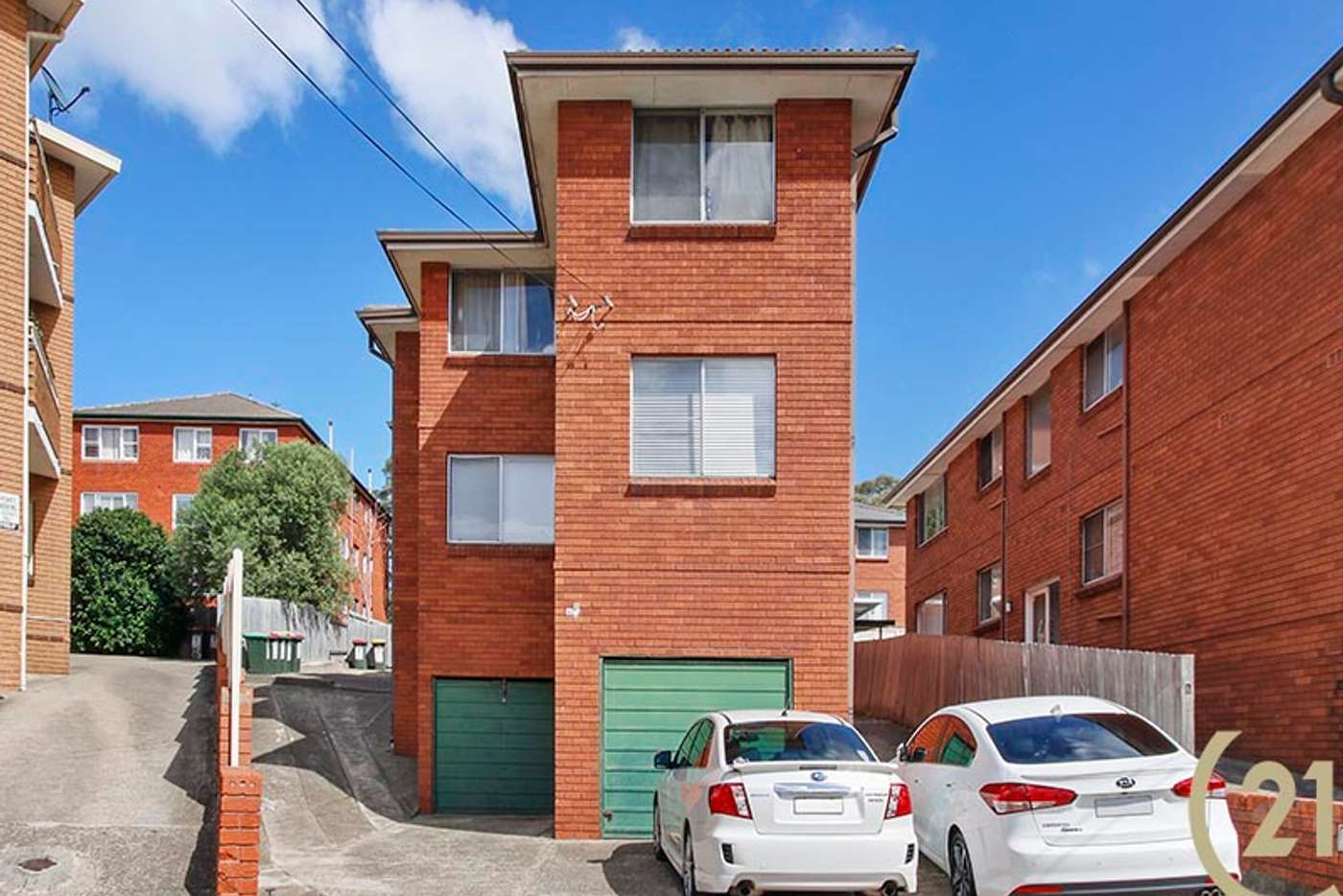 Main view of Homely apartment listing, 2/23A Brittain Crescent, Hillsdale NSW 2036