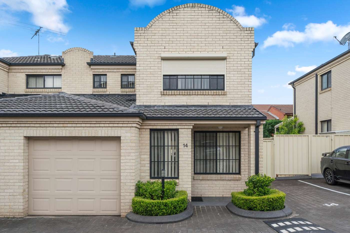 Main view of Homely townhouse listing, 14/46-52 Wattle Road, Casula NSW 2170