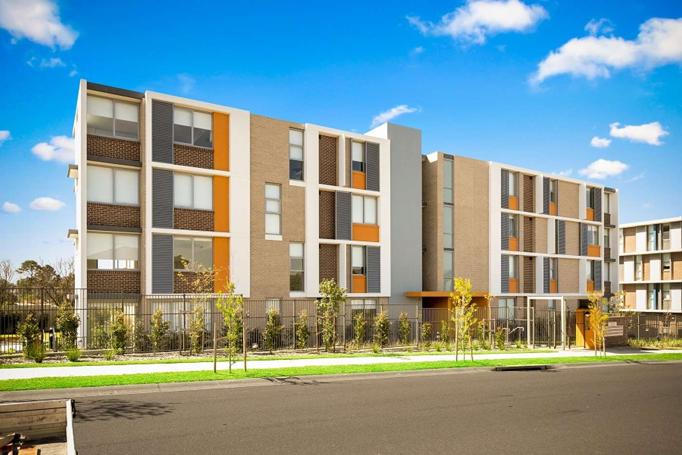 Main view of Homely apartment listing, 307/2 Affleck Cct, Kellyville NSW 2155