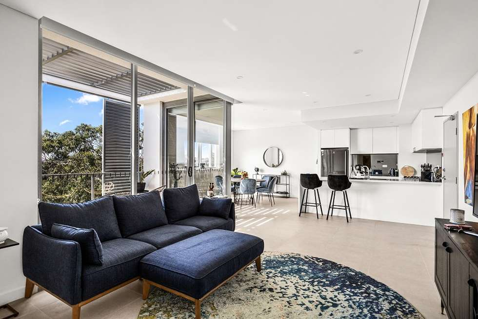 Second view of Homely apartment listing, 307/2 Affleck Cct, Kellyville NSW 2155