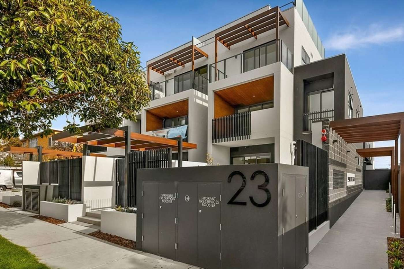 Main view of Homely apartment listing, 204/23 Bent Street, Bentleigh VIC 3204