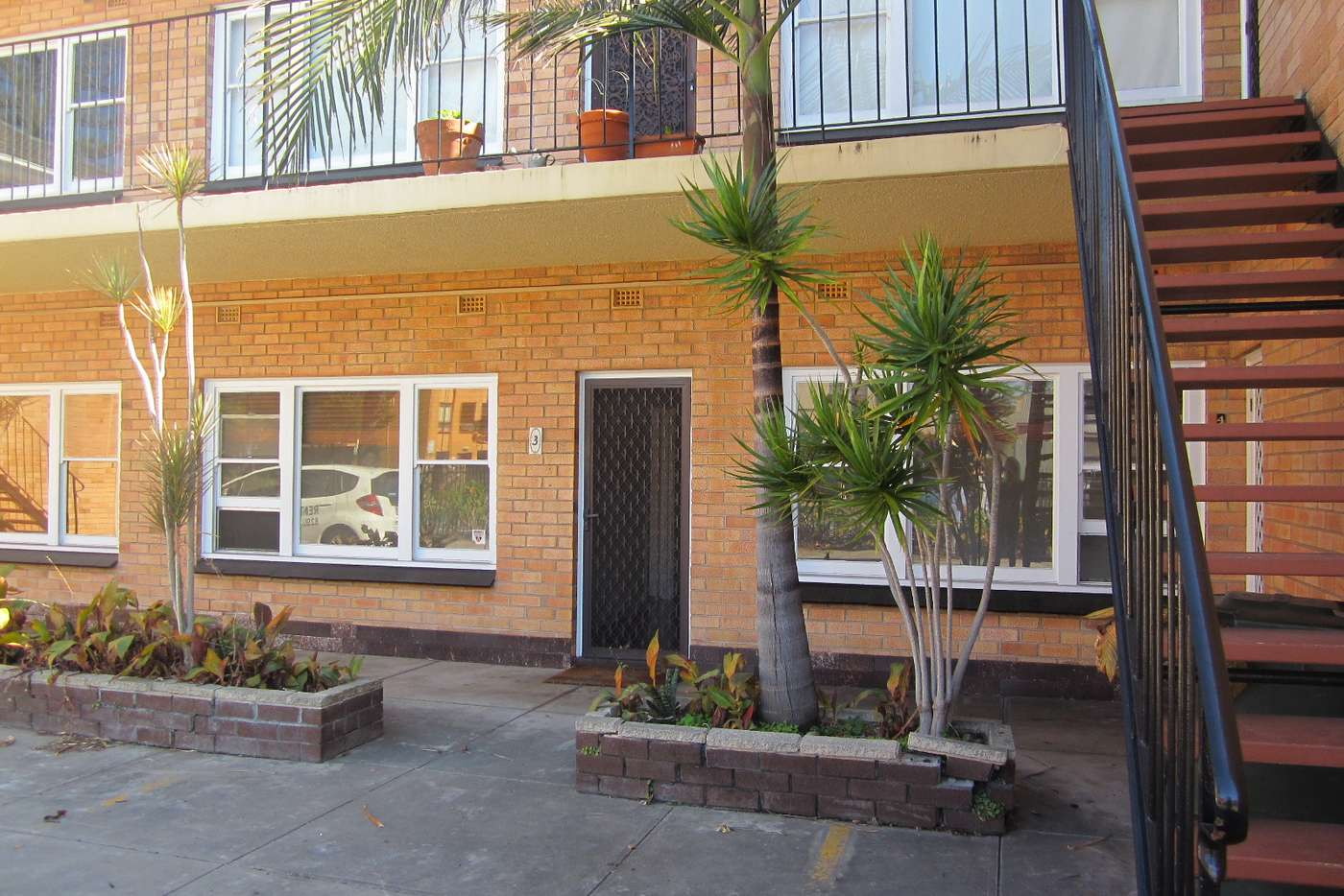 Main view of Homely unit listing, 3/55 Gordon St, Glenelg SA 5045