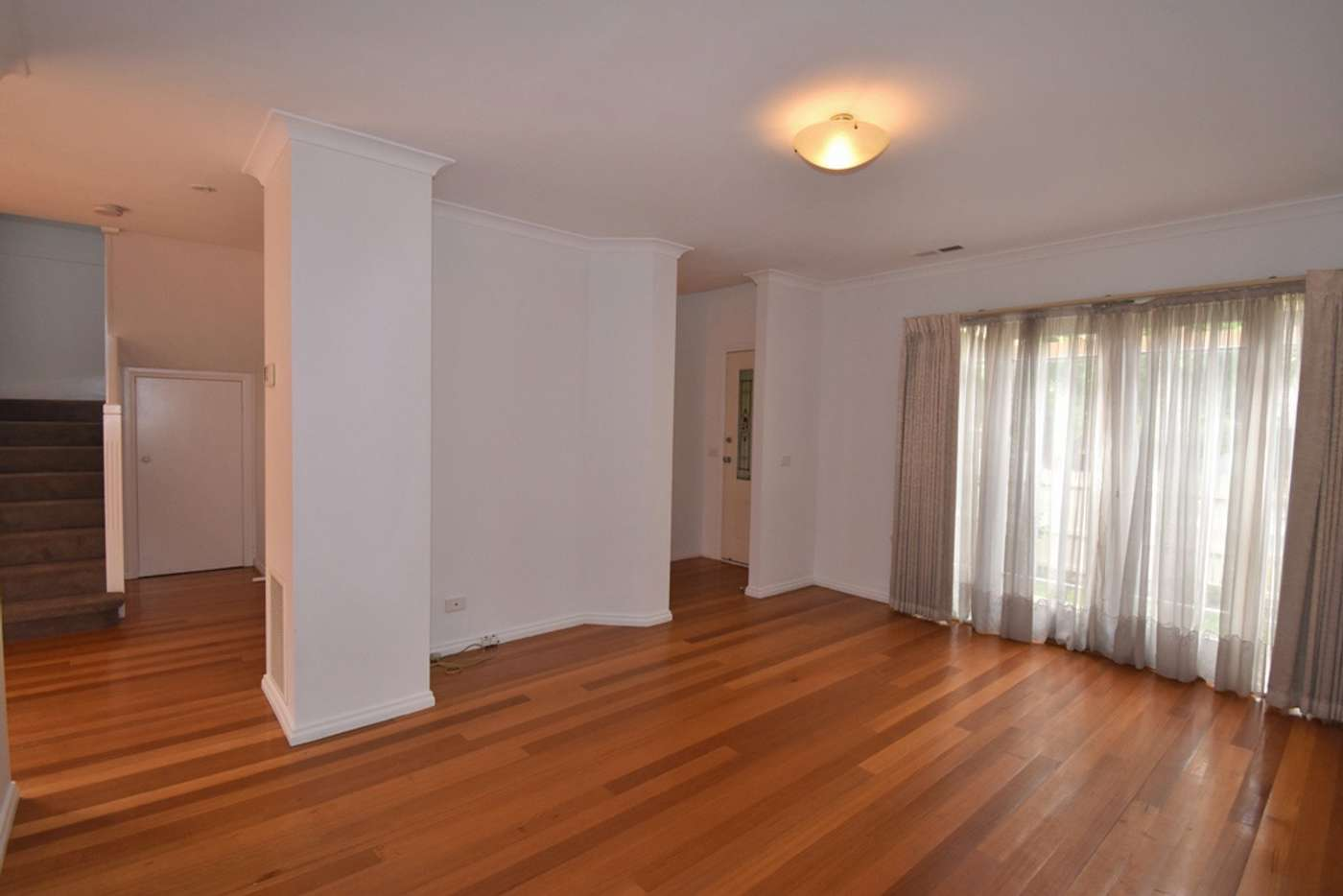 Main view of Homely townhouse listing, 1/12 Bleazby Street, Bentleigh VIC 3204