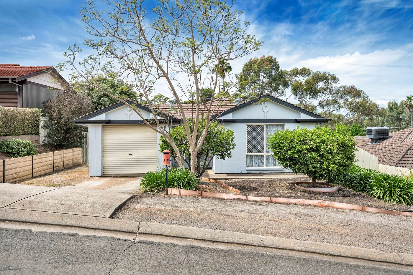 Main view of Homely house listing, 210 Brodie Road, Morphett Vale SA 5162