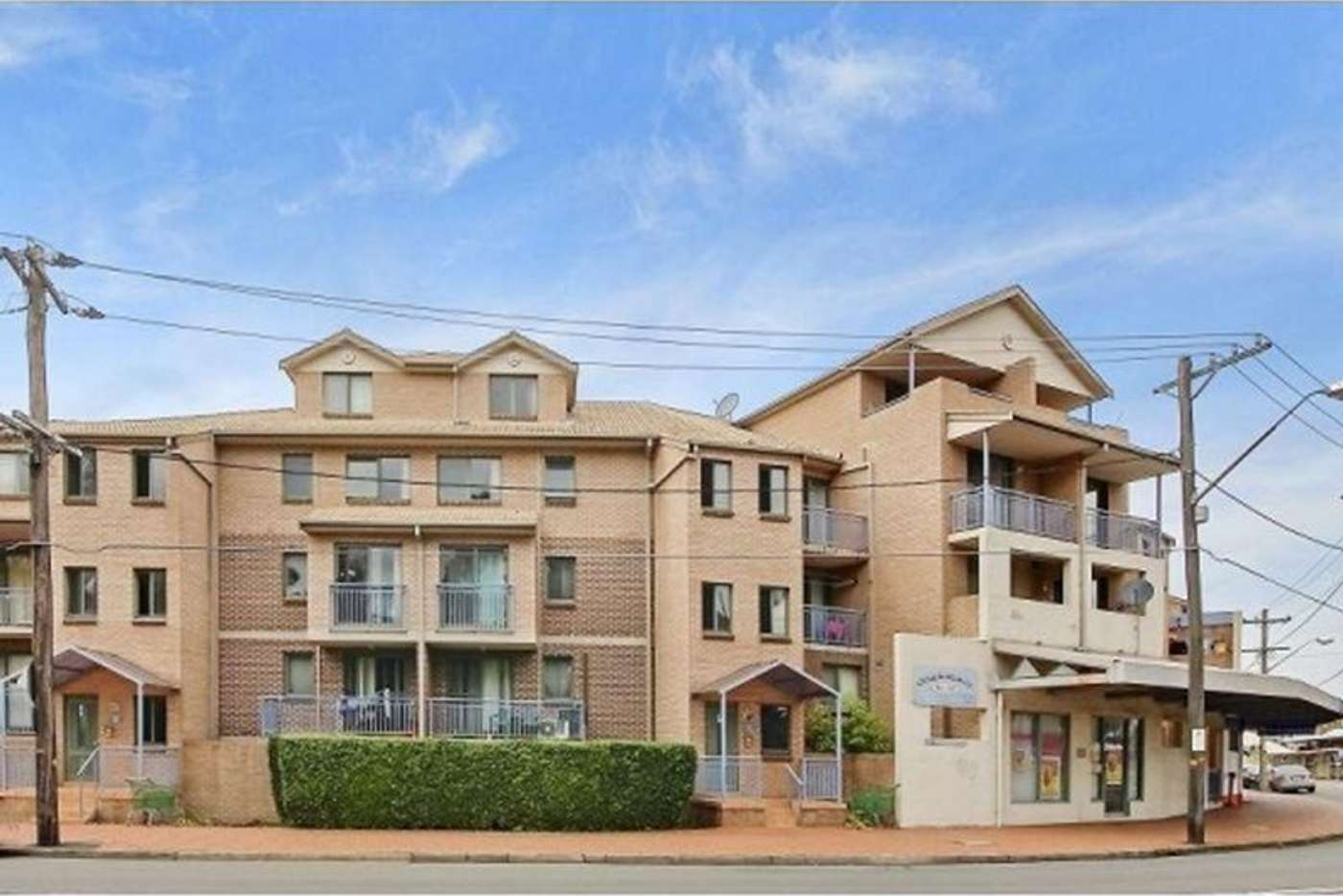 Main view of Homely apartment listing, 19/503-507 Wentworth Avenue, Toongabbie NSW 2146