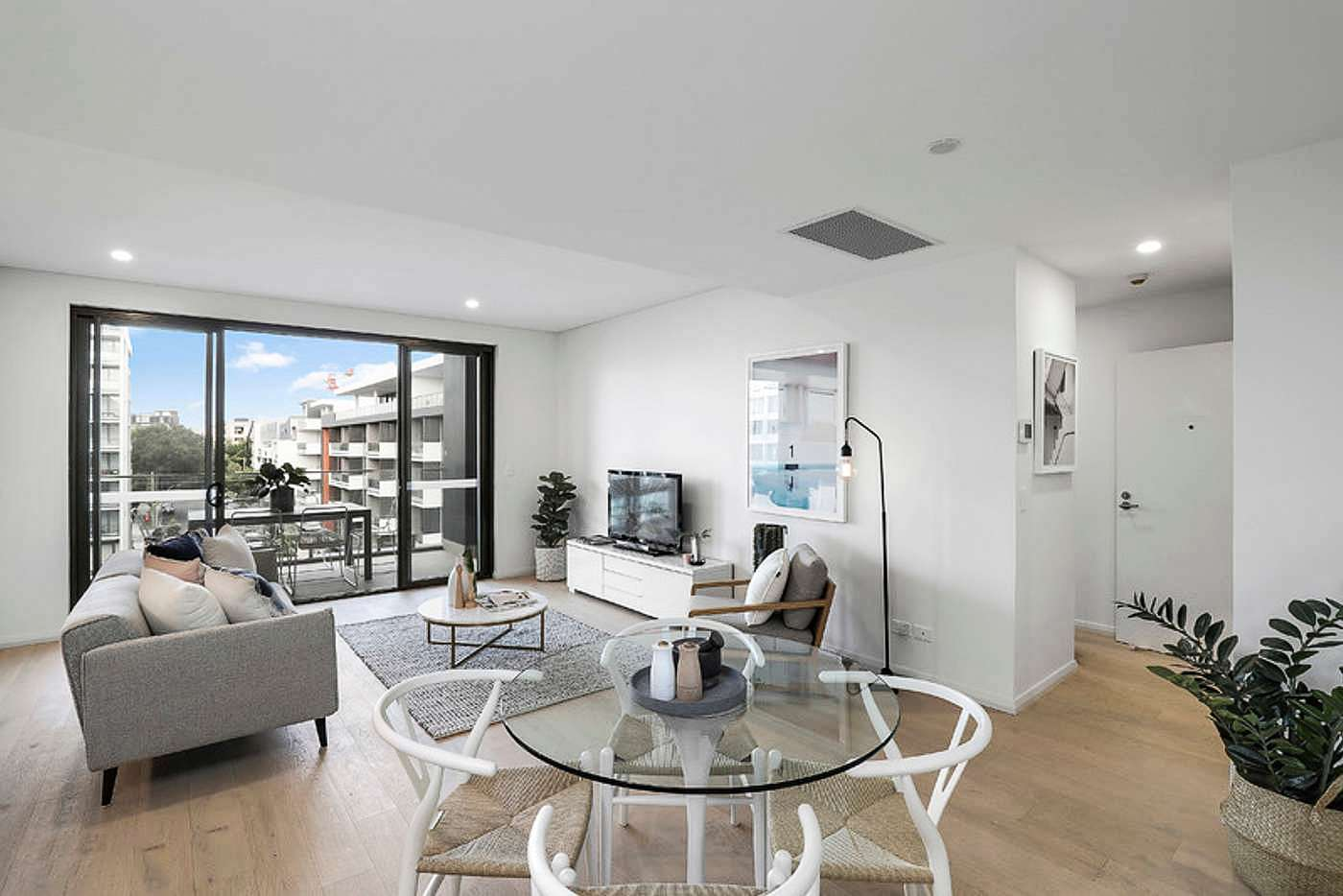 Main view of Homely apartment listing, 207/39-47 Mentmore Ave, Rosebery NSW 2018