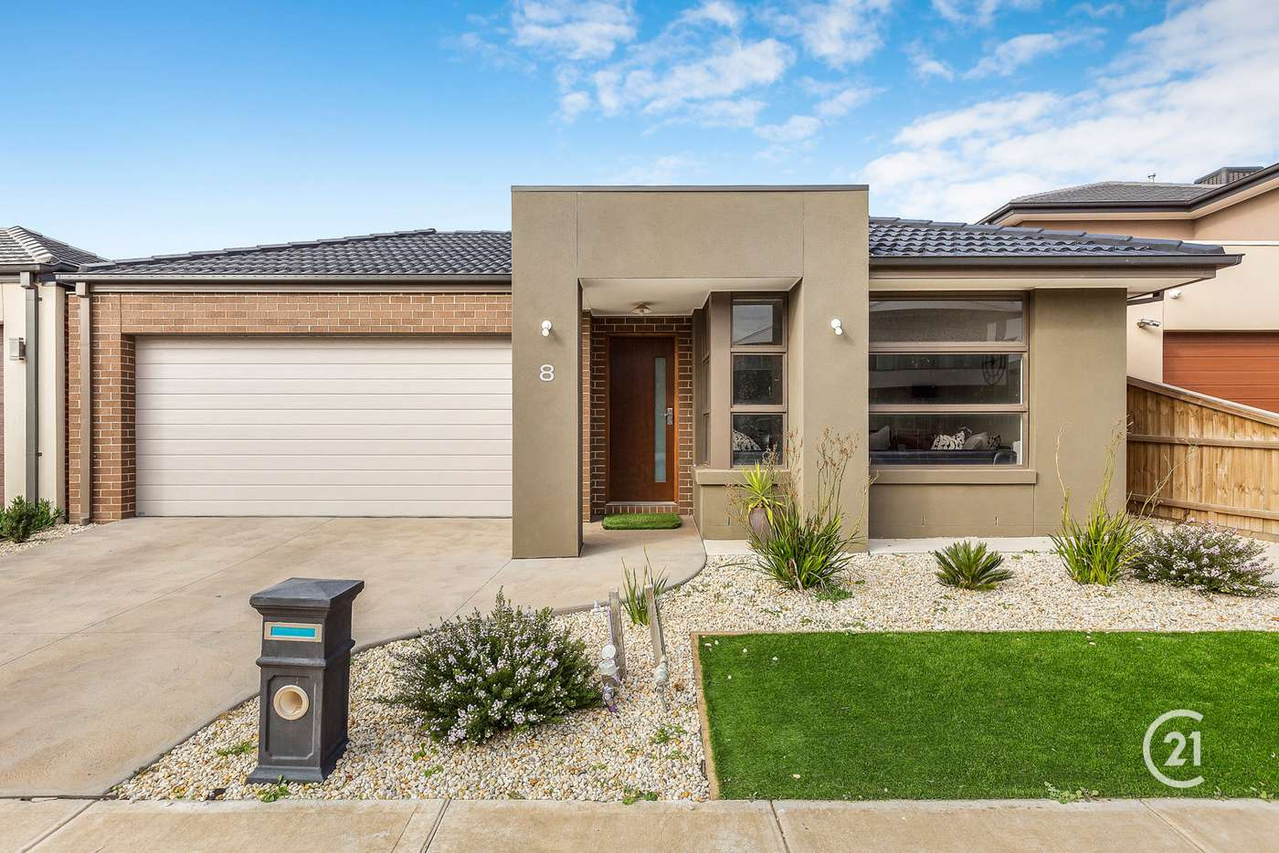 Main view of Homely house listing, 8 Amersfort Street, Point Cook VIC 3030
