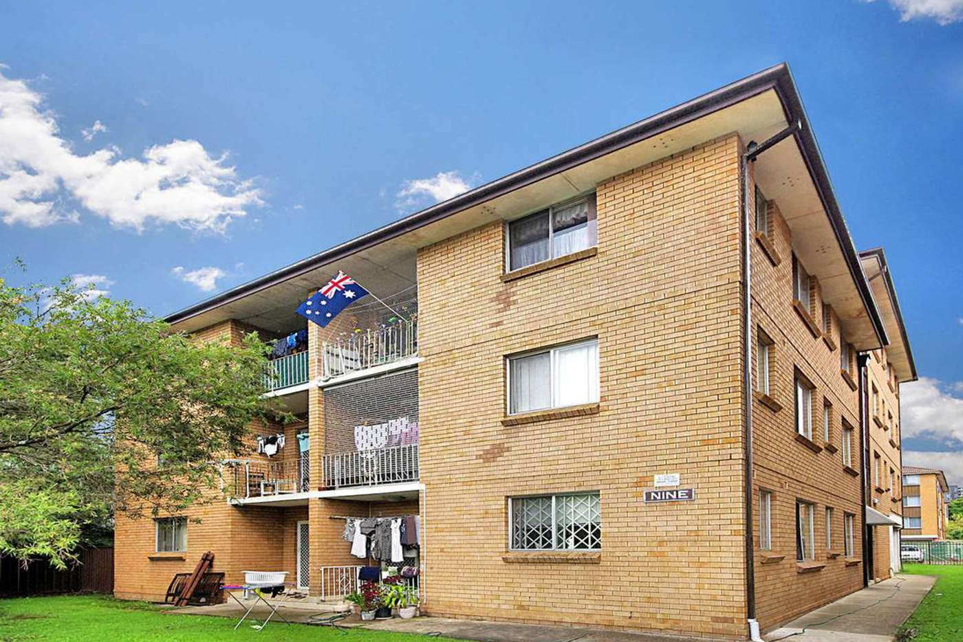 Main view of Homely unit listing, 4/9 Hart Street, Warwick Farm NSW 2170