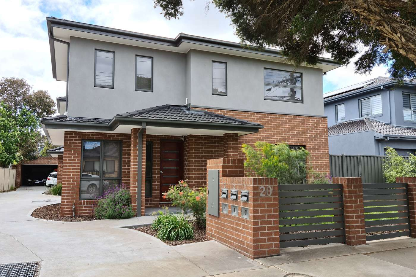 Main view of Homely townhouse listing, 1/20 Dalgety Street, Dandenong VIC 3175