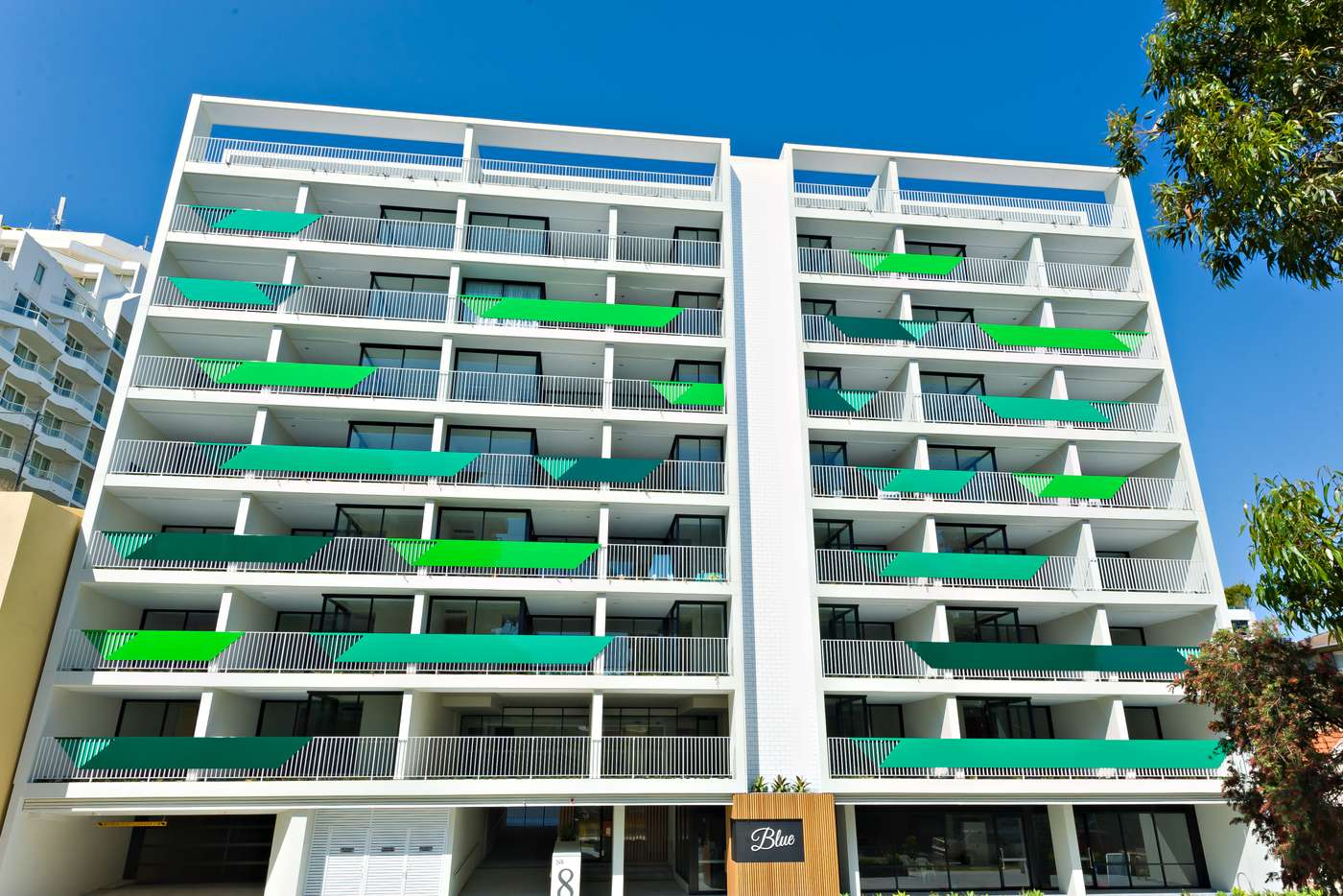 Main view of Homely apartment listing, 707/8 Princess Street, Brighton-le-sands NSW 2216