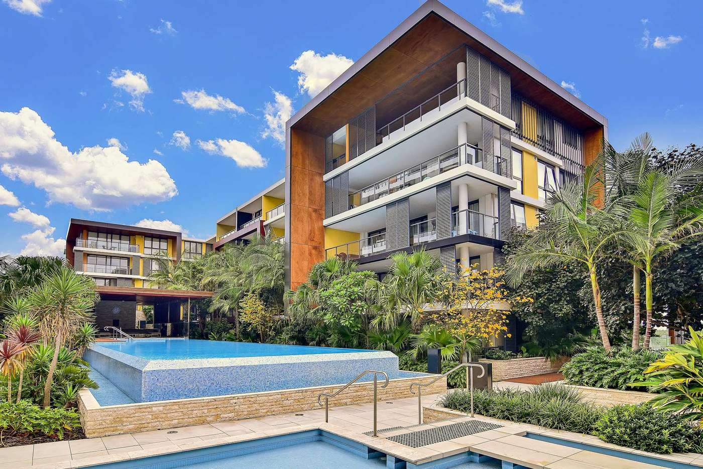 Main view of Homely apartment listing, 606D/5 Pope Street, Ryde NSW 2112