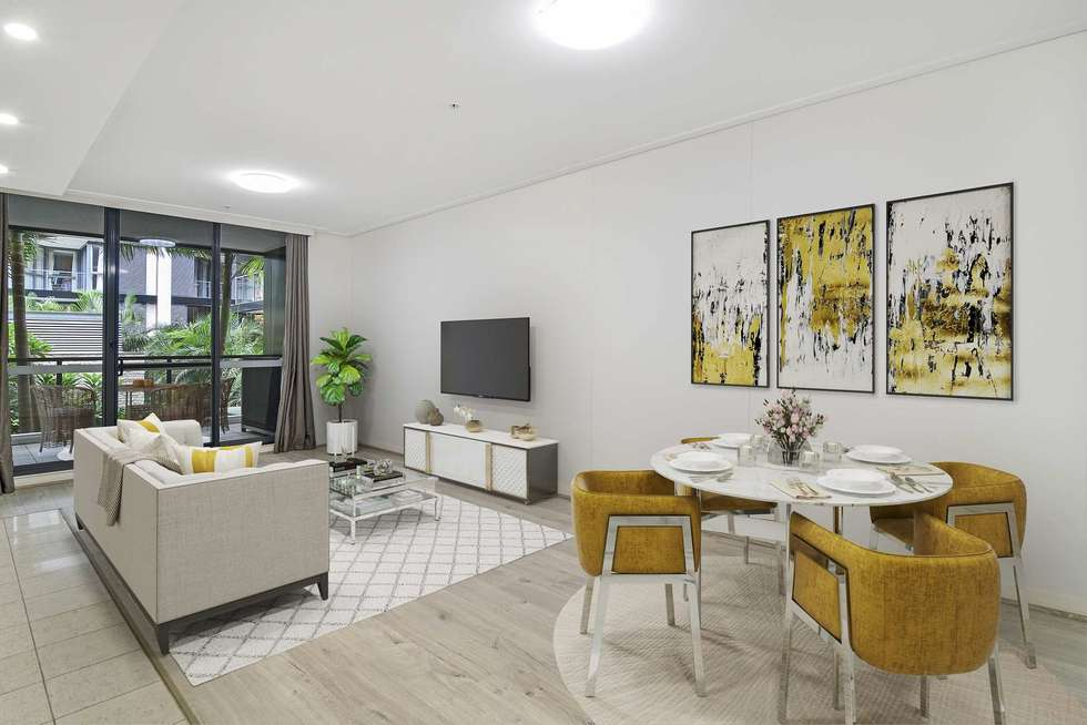 Second view of Homely apartment listing, 606D/5 Pope Street, Ryde NSW 2112
