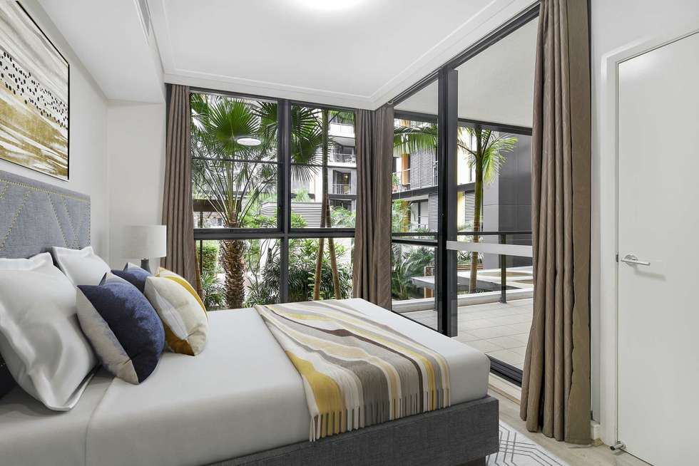 Fourth view of Homely apartment listing, 606D/5 Pope Street, Ryde NSW 2112