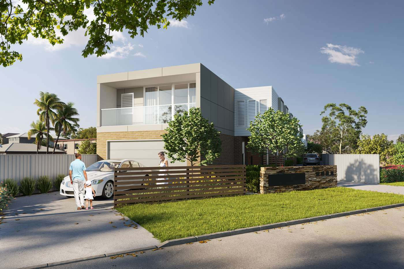 Main view of Homely townhouse listing, 1 Court Street, Adamstown NSW 2289