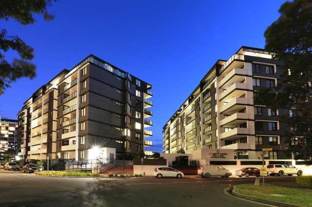Penthouse 721/99 Bonar Street, Wolli Creek NSW 2205