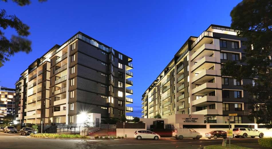 Penthouse 721/99 Bonar Street