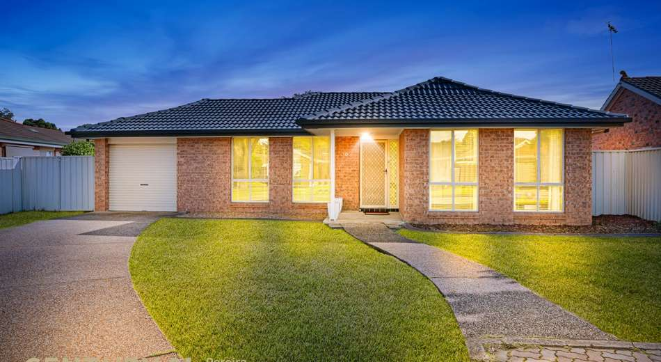 10 Pyrite Place, Eagle Vale NSW 2558