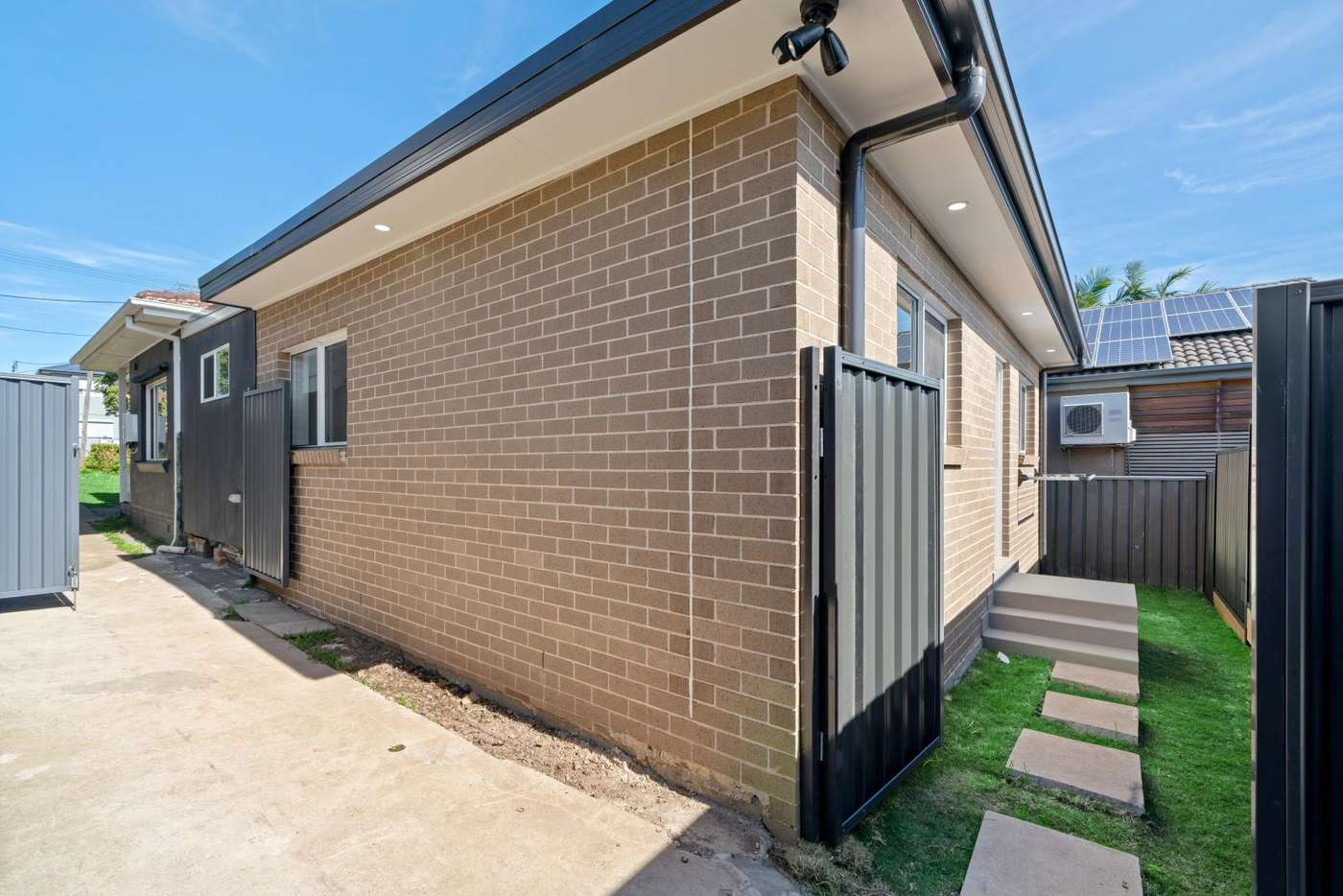Main view of Homely flat listing, 58B Hinemoa Street, Panania NSW 2213