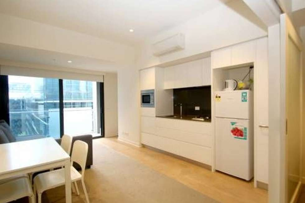 Second view of Homely apartment listing, 1607/199 William Street, Melbourne VIC 3000