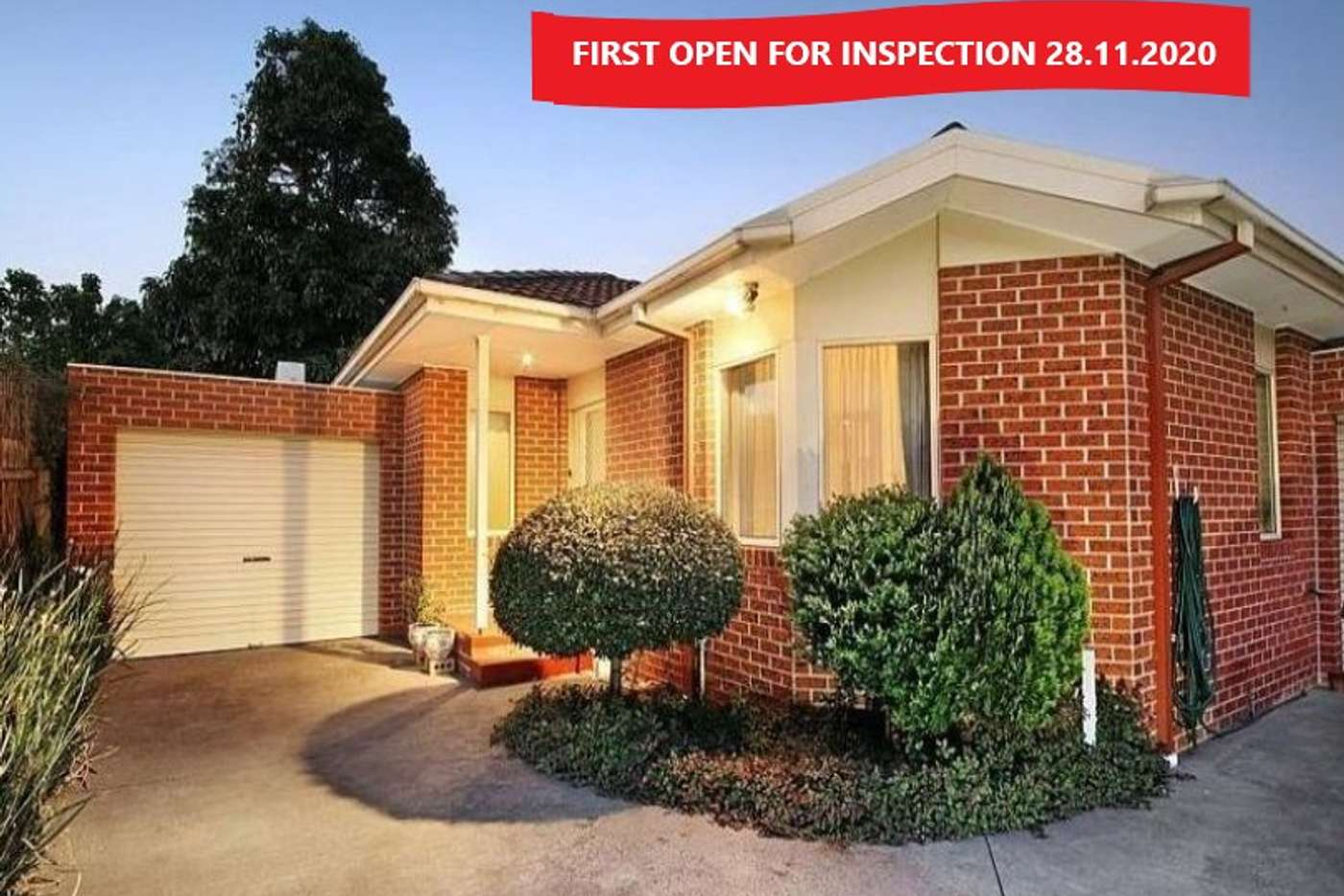 Main view of Homely townhouse listing, 2/23 Leinster Street, Ormond VIC 3204