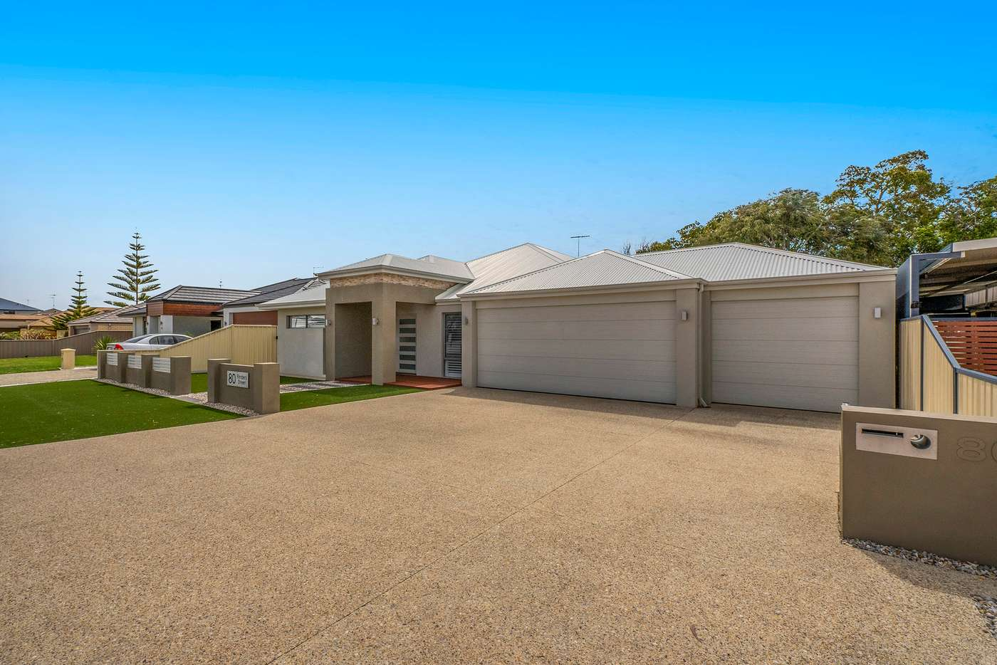 Main view of Homely house listing, 80 Flinders Street, Falcon WA 6210