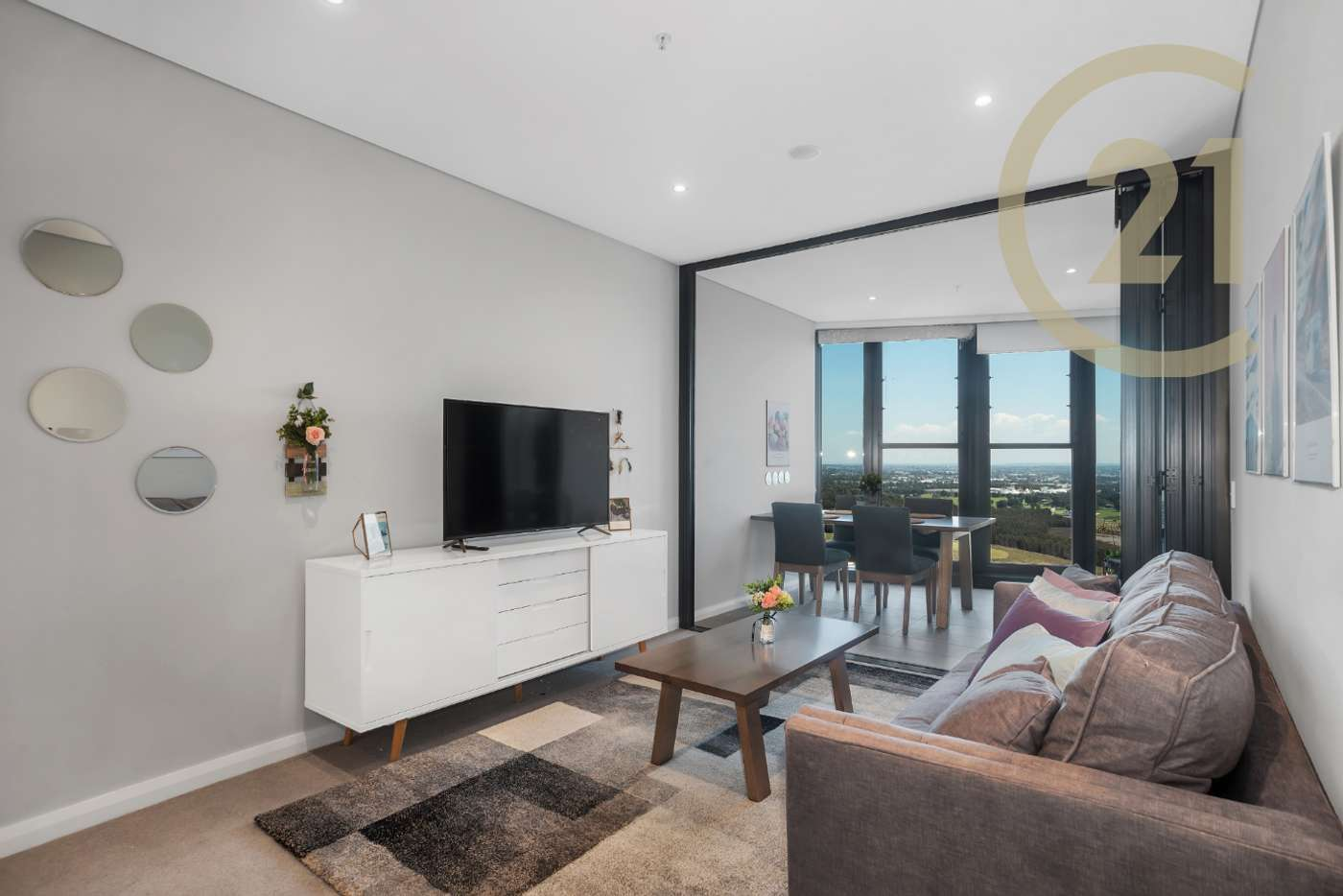 Main view of Homely apartment listing, 2510/2 Waterway st, Wentworth Point NSW 2127
