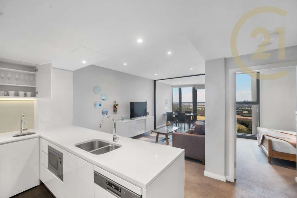 Second view of Homely apartment listing, 2510/2 Waterway st, Wentworth Point NSW 2127