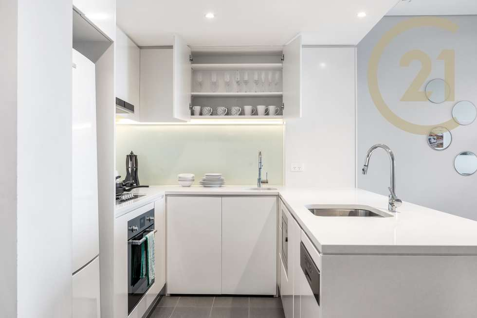 Fifth view of Homely apartment listing, 2510/2 Waterway st, Wentworth Point NSW 2127