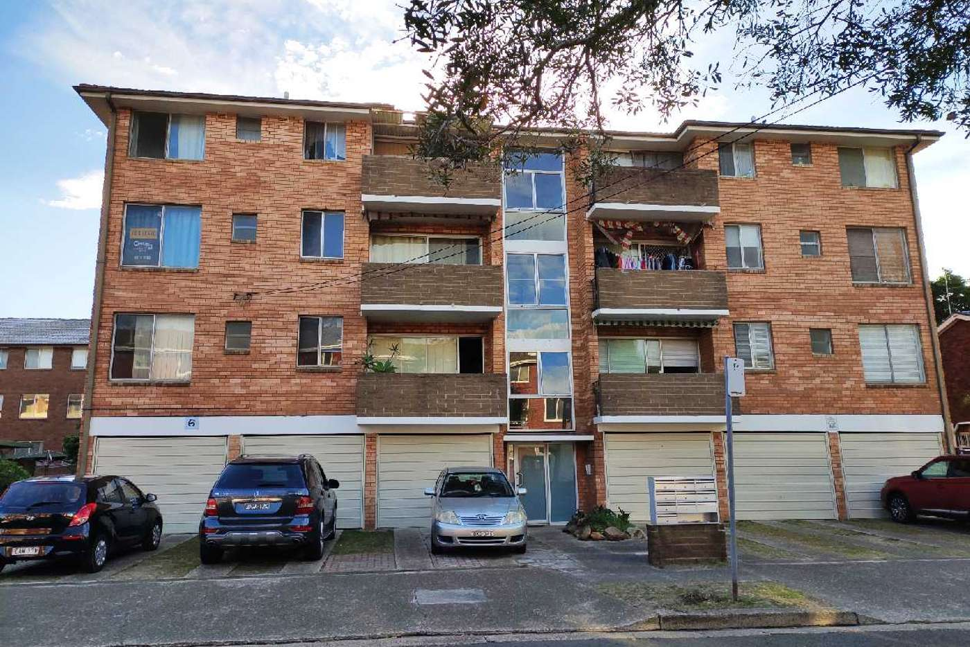 Main view of Homely apartment listing, 4/6 Grace Campbell Crescent, Hillsdale NSW 2036