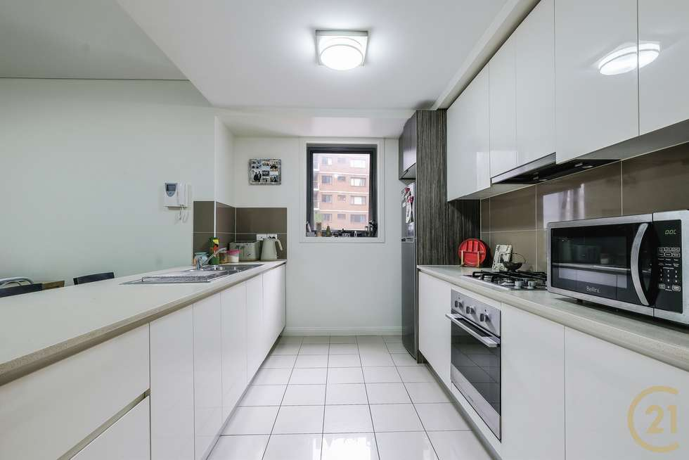 Fourth view of Homely apartment listing, 302/6 Charles Street, Parramatta NSW 2150